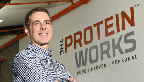 YFM leads the buyout of The Protein Works