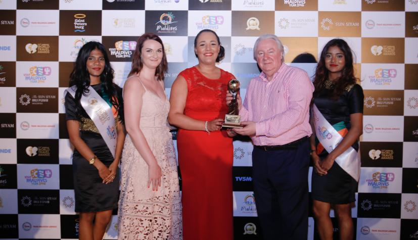 Traveltek wins at the World Travel Awards