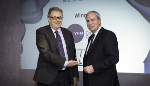 YFM wins Best Generalist VCT at the Tax Efficiency Awards
