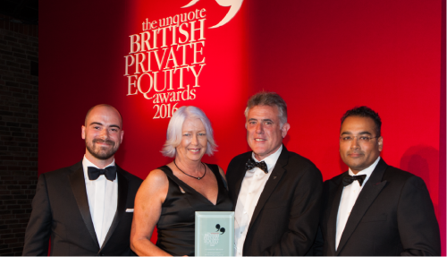 YFM Equity Partners wins a national Private Equity Award