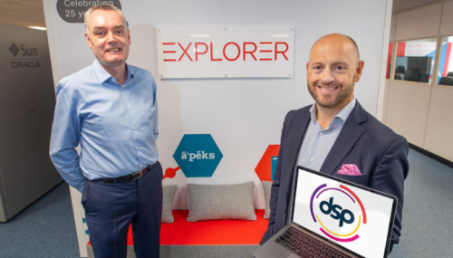 DSP acquires Explorer UK