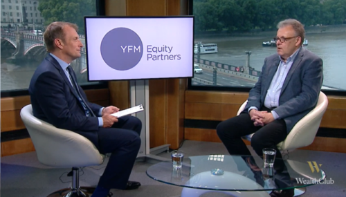 YFM's David Hall speaks to Wealth Club about the British Smaller Companies VCTs